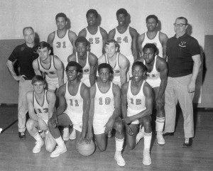 1970 East Chicago Roosevelt Team