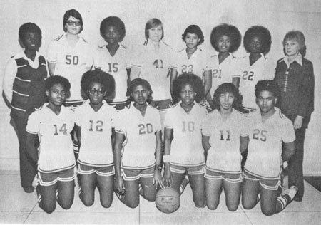 1977 East Chicago Roosevelt Team