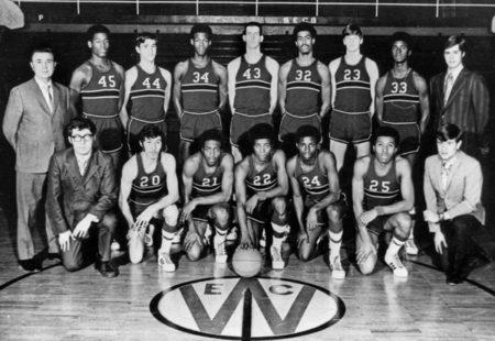 1971 East Chicago Washington Team