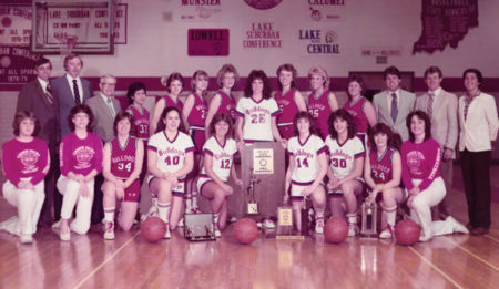 1984 Crown Point Team
