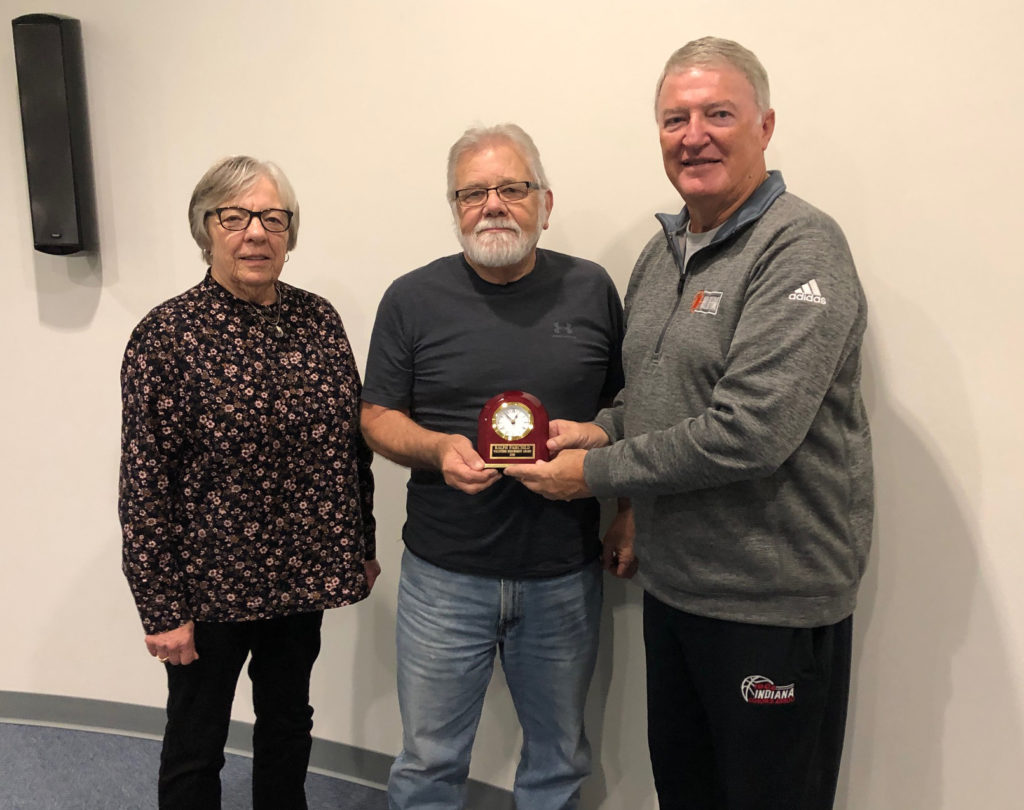 2019 Volunteer of the Year Ralph Fairchild
